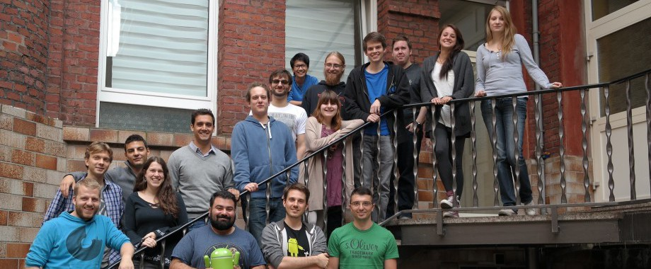 bitstars team summer 2014