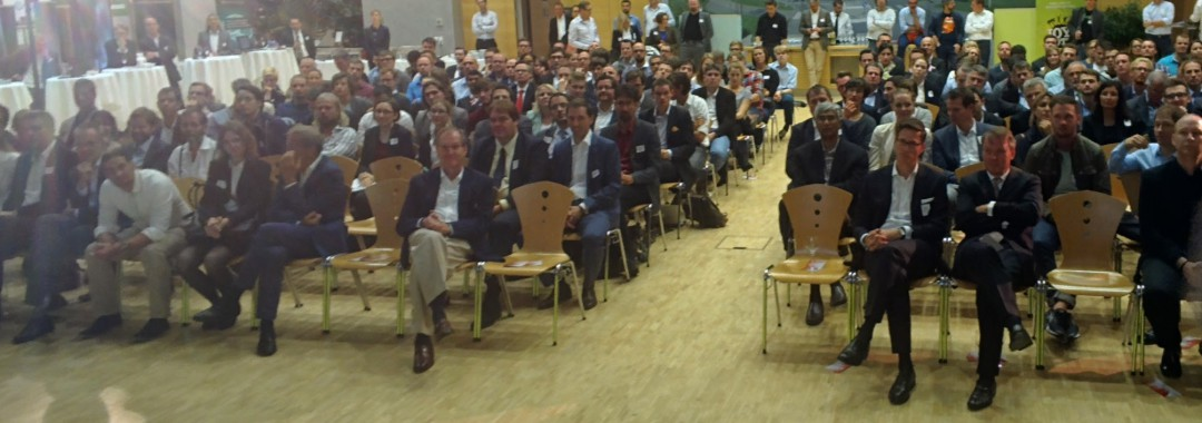View of the German Accelerator #throughglass from the perspective of the pitching Mostafa Akbari