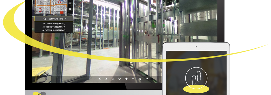 HoloBuilder enables construction teams to capture & share 360° virtual jobwalks