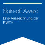 HoloBuilder received the Spin-off Award 2017